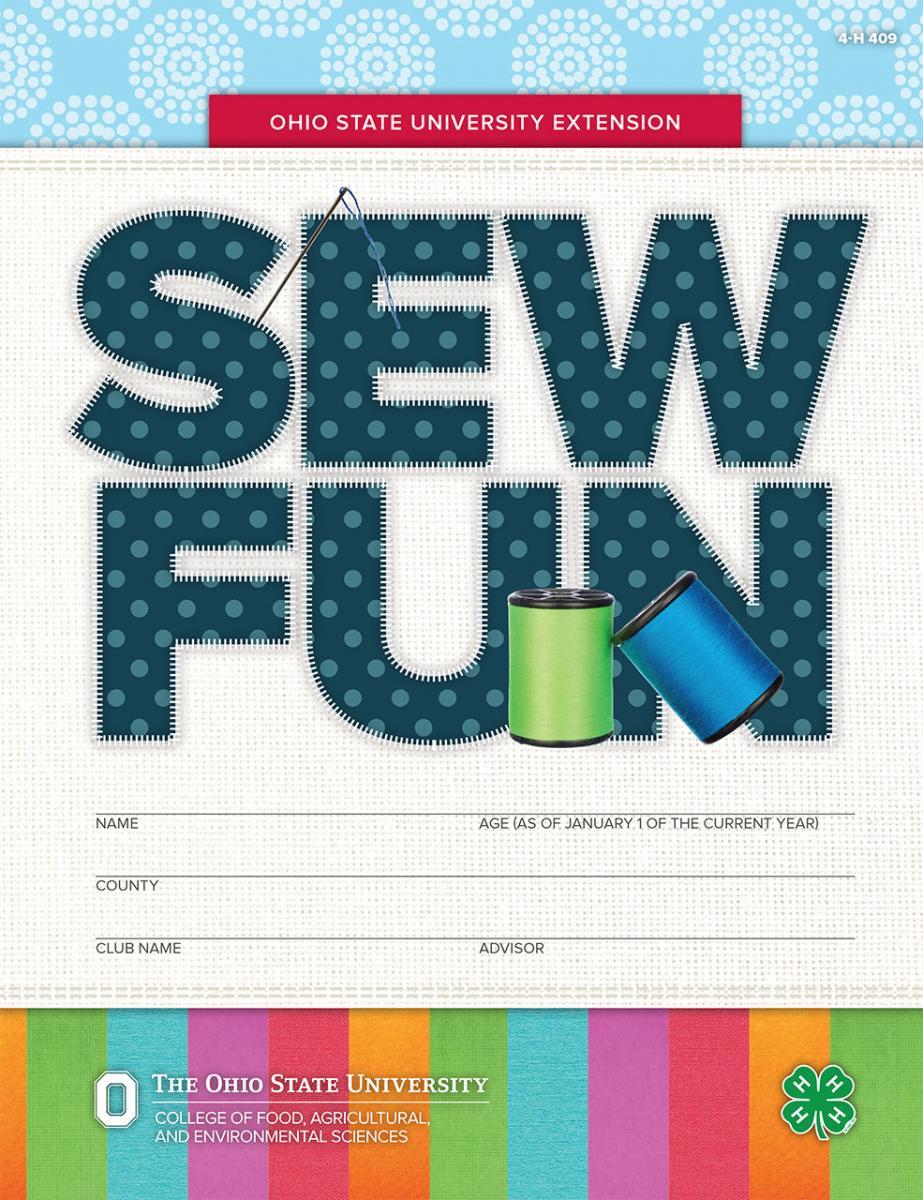 Sew Fun Project Book