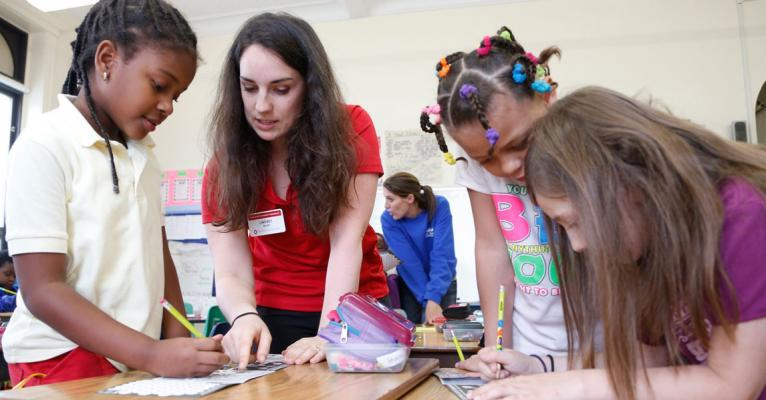 SNAP-Ed teaches youth in schools